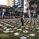 Brisbane White Wreath Day 2014