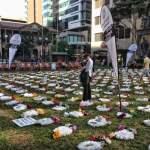 Brisbane White Wreath Day 2014