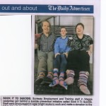 Sock it to Suicide - Daily Advertiser