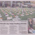 White Wreath Day helps healing process - Courier Mail